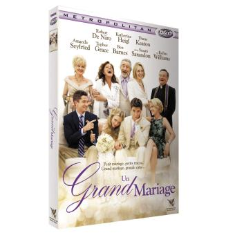 Un grand Mariage DVD