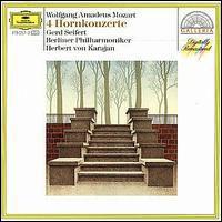 Concertos pour cor N°1, N°2, N°3, N°4