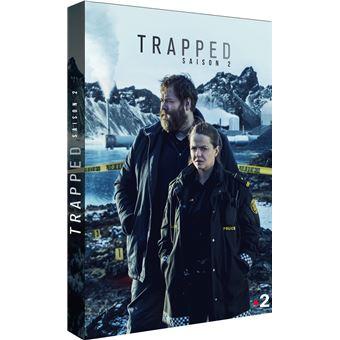 TrappedTrapped Saison 2 DVD