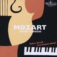 Mozart violin sonatas 3cd
