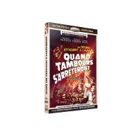 Quand les tambours s'arrêteront Edition Spéciale Limitée Combo Blu-ray DVD