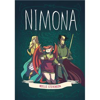 Nimona - Tome 0 - Nimona - Noelle Stevenson, Noelle Stevenson - cartonné -  Achat Livre ou ebook | fnac