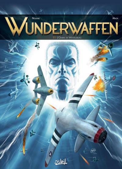 Wunderwaffen T11 - L'Ombre de WeWelsburg - 9782302063471 - 10,99 €