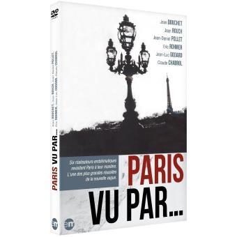 Paris vu par... DVD