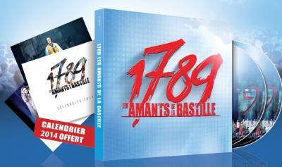 dvd 1789 les amants de la bastille
