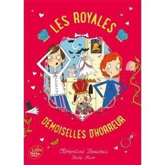 Les royales baby-sittersLes Royales Baby-Sitters - Tome 2 - Les Royales Demoiselles d'horreur