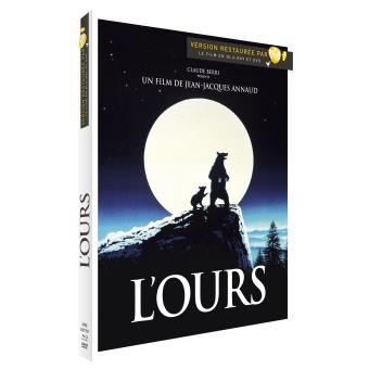 L' Ours Digipack Blu-Ray