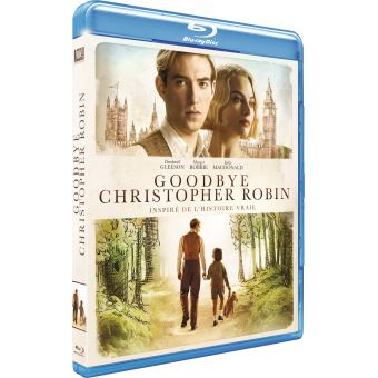 Goodbye Christopher Robin Blu-ray