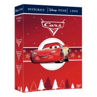 COFFRET DVD CARS 1/2/3 -VF