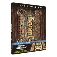 Jumanji Steelbook Blu-ray + DVD