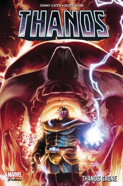 Thanos T02 - Thanos gagne - 9782809483024 - 17,99 €