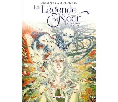 La Légende de Noor T1 - Le Sacrifice d'Hooskan