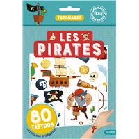 Les pirates : 80 tattoos