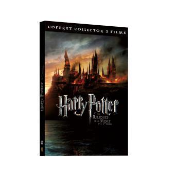 Harry PotterHarry Potter et les reliques de la mort Parties 1 et 2 Bipack DVD