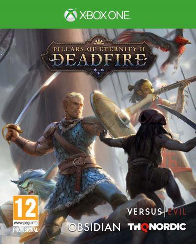 Pillars of Eternity 2 Deadfire Xbox One