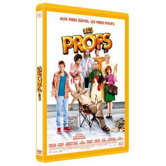 Les profsLes profs DVD