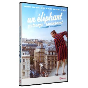 Un éléphant ça trompe énormément DVD