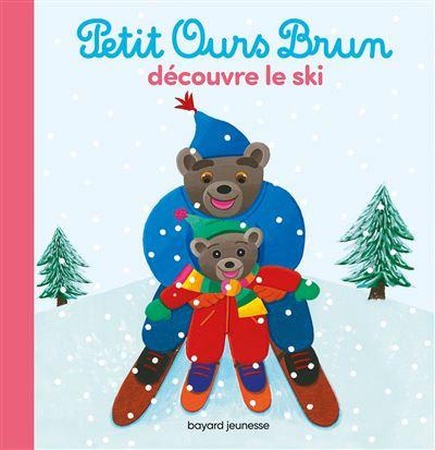 Petit Ours Brun découvre le ski