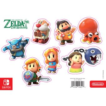 Bonus de précommande Magnet The Legend of Zelda Link's Awakening
