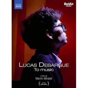 Lucas Debargue To Music DVD