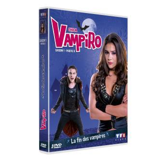 outlet super pas cher se compare à New York Chica Vampiro Saison 1 Partie 6 DVD