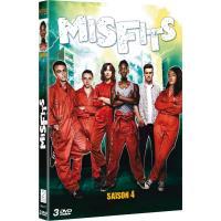 Misfits Saison 4 Coffret DVD