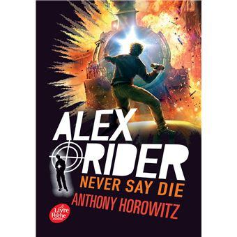 Les aventures d'Alex RiderAlex Rider