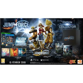 Jump Force Collector Edition Xbox One