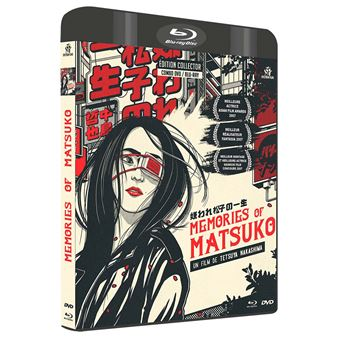MEMORIES OF MATSUKO-FR-BLURAY+DVD