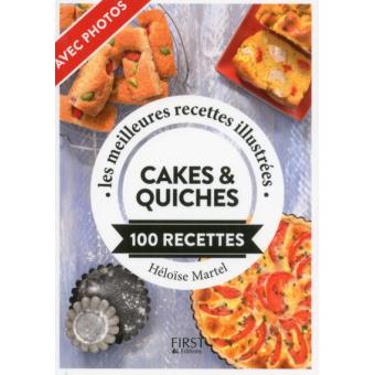 Cakes et quiches maison - Heloise Martel