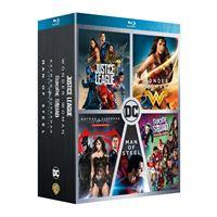 Coffret DC Comics 5 films Blu-ray