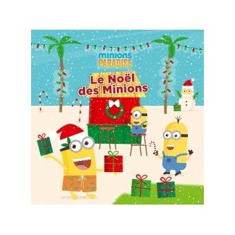 Les minions le no l des minions collectif cartonn achat livre fnac - Les minions noel ...