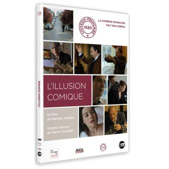L'illusion comique DVD