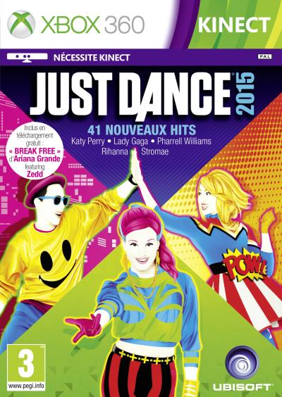 Just Dance 2015 Xbox 360