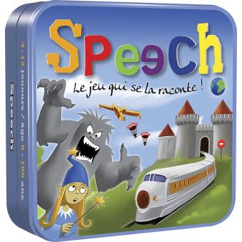 Speech Asmodée