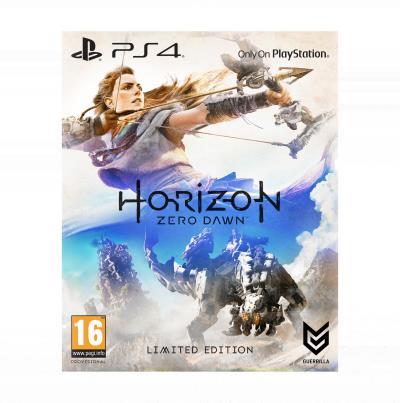 Horizon Zero Dawn Edition Limitée PS4