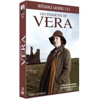 Les Enquêtes de VeraLes Enquêtes de Vera Saisons 1 à 5 Coffret DVD