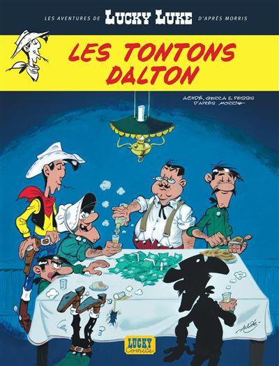Présentation Vidéo - Les aventures de Lucky Luke, Nouvelles aventures, Les tontons Dalton, Tome 6