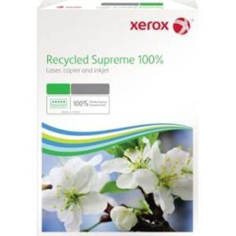 Ramette de papier recyclé A4 Xerox Recycled Supreme avec 500 feuilles 80 g/m²