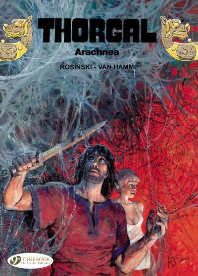 Thorgal - tome 16 Arachnea
