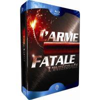 Coffret L'arme fatale 4 films Blu-ray Edition spéciale Fnac