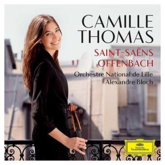 Camille Saint-Saëns, Jacques Offenbach, Camille Thomas, Alexandre Bloch