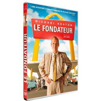 Le Fondateur Exclusivité Fnac DVD