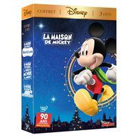 COFFRET LA MAISON DE MICKEY (MICKEY) 3 FILMS-FR