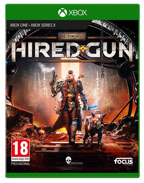 Necromunda: Hired Gun Xbox
