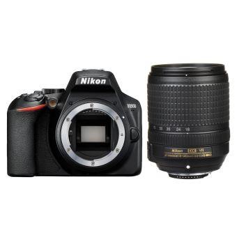 Nikon D3500 SLR Camera + AF-S 18-140mm VR Lens