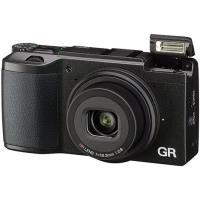Compact Ricoh GR II zwart