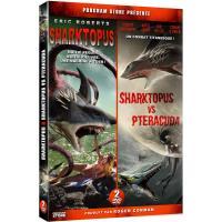 Coffret Sharktopus 1 et 2 DVD