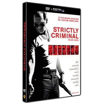 Strictly Criminal DVD