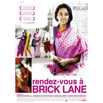 Rendez-vous à Brick Lane DVD